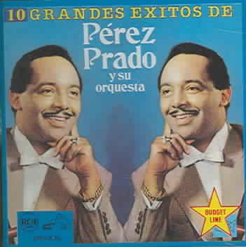 10 GRANDES EXITOS BY PEREZ,PRADO (CD)