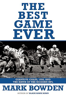 The Best Game Ever By Bowden, Mark